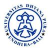 Dhyana Pura University logo