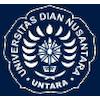 Dian Nusantara University logo