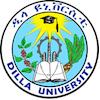 Dilla University logo