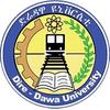 Dire Dawa University logo