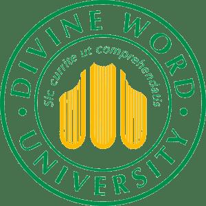 Divine Word University logo