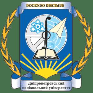 Dnipropetrovsk National University logo