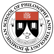 Dominican School of Philosophy & Theology logo