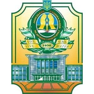 Donetsk National Medical University logo