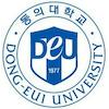 Dong-Eui University logo