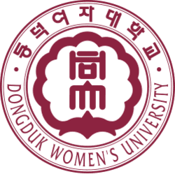 Dongduk Women's University logo