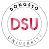 Dongseo University logo