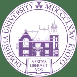 Doshisha University logo