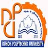 Duhok Polytechnic University logo