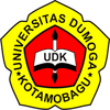 Dumoga University of Kotamobagu logo