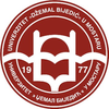 Dzemal Bijedic University of Mostar logo