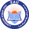 East Africa University logo