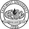 East-West University logo