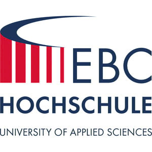EBC University of Applied Sciences logo