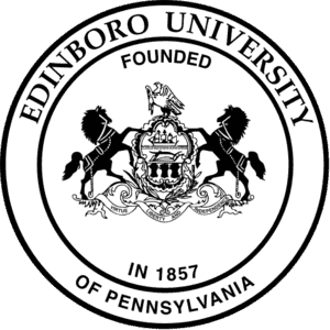 Edinboro University of Pennsylvania logo