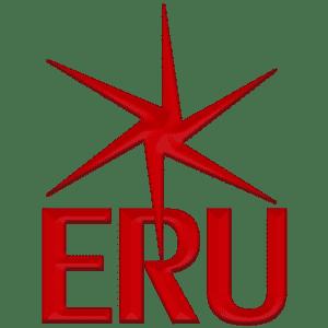 Egyptian Russian University logo