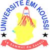 Emi Koussi University logo