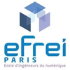 Efrei Paris Engineering School of Digital Technologies logo