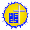 Evangelical University of El Salvador logo