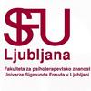 Faculty of Science of Psychotherapy Sigmund Freud University in Ljubljana logo