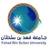 Fahad Bin Sultan University logo