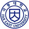 Far East University, Korea logo
