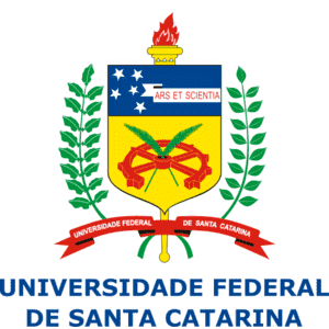 Federal University of Santa Catarina logo