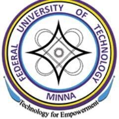 Federal University of Technology, Minna logo