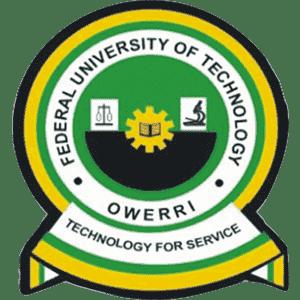 Federal University of Technology, Owerri logo