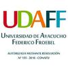 Federico Froebel University of Ayacucho logo