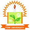 Feni University logo
