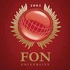 FON University logo
