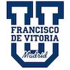 Francisco de Vitoria University logo