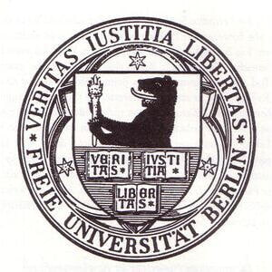 Free University of Berlin logo