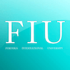 Fukuoka International University logo