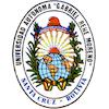 Gabriel Rene Moreno Autonomous University logo