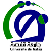 Gafsa University logo
