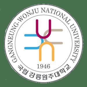 Gangneung-Wonju National University logo