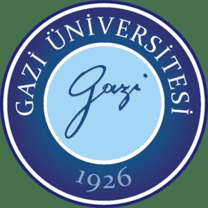 Gazi University logo