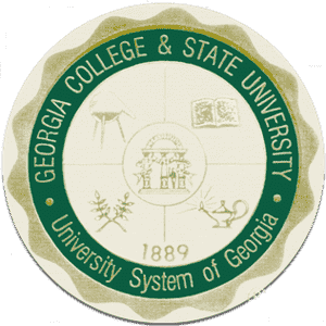 Georgia College & State University logo