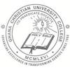 Ghana Christian University College logo