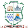Ghazi University logo