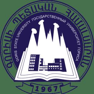 Goris State University logo