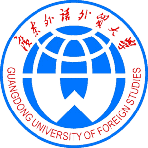Guangdong University of Foreign Studies logo