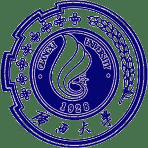 Guangxi University logo