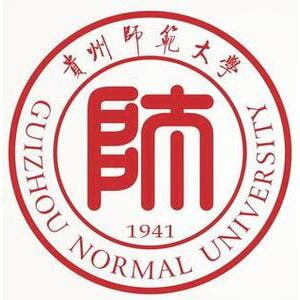 Guizhou Normal University logo