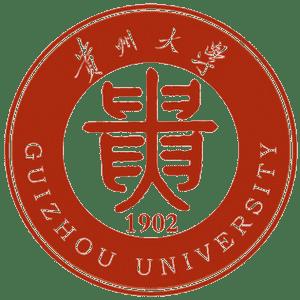 Guizhou University logo
