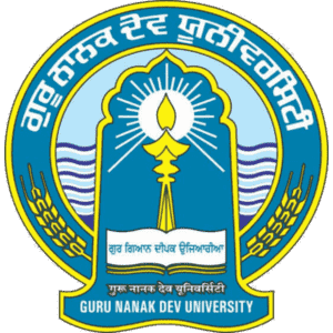 Guru Nanak Dev University logo
