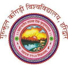 Gurukul Kangri University logo