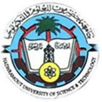 Hadhramout University logo